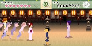 Spiel - School Flirting Game 2