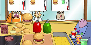 Spiel - Spongebob patty dash