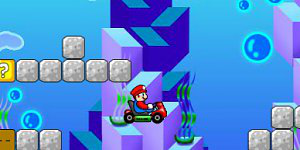 Spiel - Mario Racing Tournament