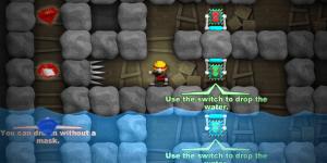 Spiel - Ninja Miner 2