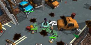 Spiel - Hot Zomb