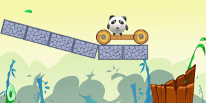 Spiel - Rescue Panda