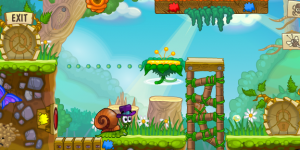 Spiel - Snail Bob 5: Love Story