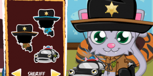 Spiel - Kitty Care