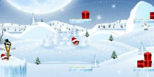 Spiel - Angry Birds Space Xmas
