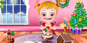 Spiel - Baby Hazel Christmas Time