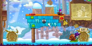 Spiel - Snail Bob 6 Winter Story