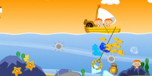Spiel - Monkey Treasure