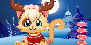 Spiel - A Kitty Christmas