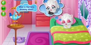 Spiel - Baby Hazel Naughty Cat