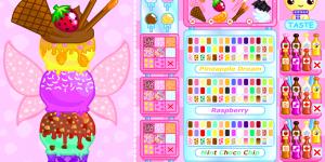 Spiel - Bunny's Ice Cream Maker