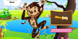 Spiel - Peppy's Pet Caring Zippy Monkey