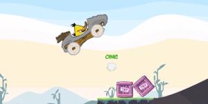 Spiel - Angry Birds car revenge