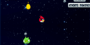 Spiel - Angry Birds Piggies Escape