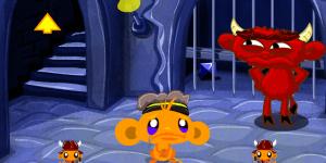 Spiel - Monkey GO Happy Tales