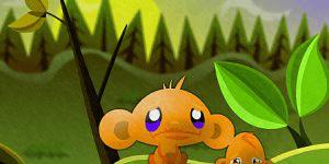 Spiel - Monkey go happy 2