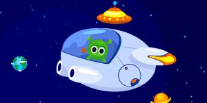 Spiel - Be Alien