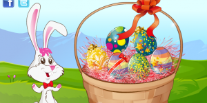 Spiel - Easter Egg Basket Design