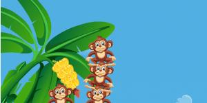 Spiel - Monkeys Balance