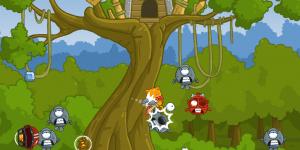 Spiel - Treehouse Hero