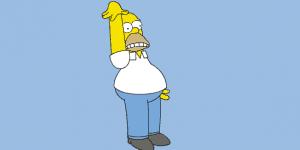 Spiel - Crazy Homer Simpson
