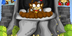 Spiel - Monkey Temple