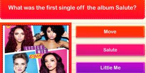 Spiel - Little Mix Quiz
