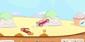 Spiel - Ice Cream Racing