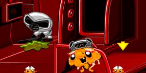Spiel - Monkey GO Happy Sci-fi
