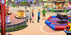Spiel - Naughty Funfair