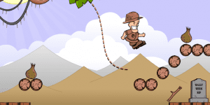 Spiel - Dick Quick`s Island Adventure