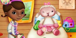 Spiel - Doc McStuffins Lamb Healing