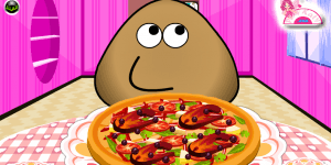 Spiel - Pou Pizza Chef