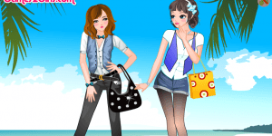 Spiel - Ann & Chloe