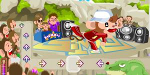 Spiel - Jungle Jiggy