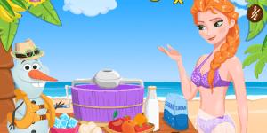 Spiel - Elisa Magic Ice Cream