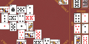 Spiel - Crazy Quilt Solitaire
