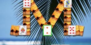 Spiel - Waikiki Solitaire
