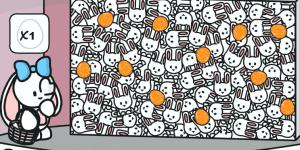 Spiel - Minx's Easter Adventure