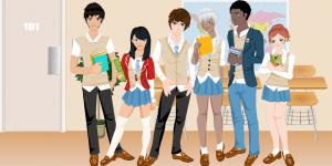 Spiel - Schoolmates