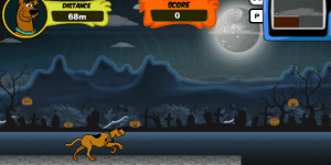 Spiel - Run Run Scooby