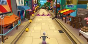 Spiel - Angry Gran Run India