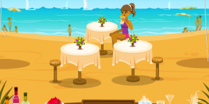 Spiel - Beach Cocktail Bar