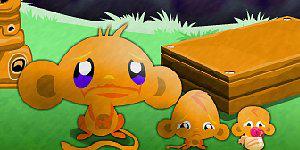 Spiel - Monkey go happy 3