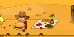 Spiel - MadBurger 3 Wild West