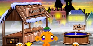 Spiel - Monkey Go Happy Thanksgiving