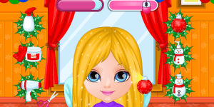 Spiel - Baby Barbie Christmas Prep