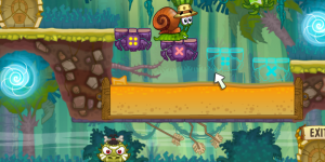 Spiel - Snail Bob 8 Island Story