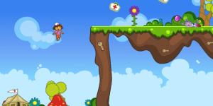 Spiel - Dora Rescue Squad