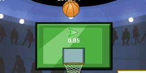 Spiel - 3 Point Shootout